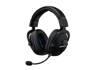 Logitech SHROUD G PRO X Wireless DTS Headphone:X 2.0 Gaming Headset Brand New