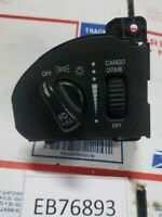 Headlight Switch with Fog Lights fits Dodge Ram 1500 2500 3500