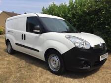 Vauxhall Combo LWB Commercial Vans & Pickups