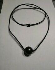 Collier Grosse Perle De Tahiti