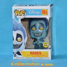 Funko Hades Glow in The Dark Pop Vinyl Disney Hercules 381