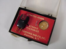 Vintage Stanton 45X45 Pickering 371 Stereo Fluxvalve Turntable Phono Cartridge