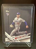 2017 Topps Update Cody Bellinger Rookie Los Angeles Dodgers US214 Mint RC