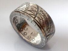 Münzring 10 Euro Ruhrgebiet Silber 925er Gr 56 bis 74 Ring Euro Münzringe Ring