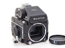 Mamiya 645 1000S mit AE-Prisma analoge Mittelformatkamera