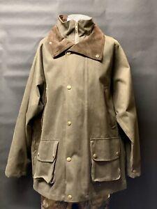 CLUB INTERCHASSE Valvenant veste manteau chasse homme 2XL XXL (NEUF)