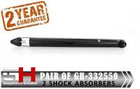 2 NEW REAR  SHOCK ABSORBERS FORD FOCUS II, C-MAX 2004 MAZDA / GH-332550 /