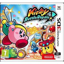 Kirby Battle Royale Nintendo 3ds 2ds UK Game