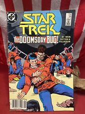 VINTAGE COMIC - STAR TREK #34 JAN 1987 75C DC ⭐⭐⭐⭐⭐
