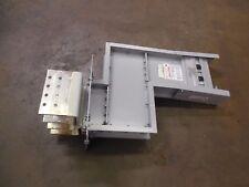 SIEMENS SX420A10FRND 2000A AMP ALUMINUM SENTRON BUSWAY SYSTEM 600V 3PH 4W 41LF