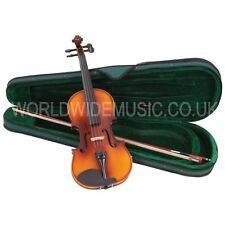Antoni debutto Full Size 4/4 Violino Outfit-Studente VIOLINO Pacchetto