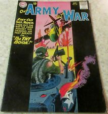 Our Army at War 134, (FN 6.0) 1963 Kubert art! 40% off Guide!