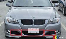 BMW NEW 3 SERIES E90 E91 07-11 LCI GENUINE FRONT BUMPER LOWER GRILL SET OF FIVE