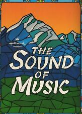 "Rebecca Luker  ""The Sound Of Music""   Revival  Souvenir  Program  1998  OBC"