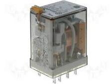RELE' INDUSTRIALE 2 SCAMBI 10A CON BOBINA 12V AC FINDER 55.32.8.012.0054