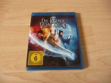 Blu Ray Die Legende von Aang - 2011