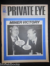 PRIVATE EYE - Vintage Satirical Political Humour Magazine - 25th February 1972