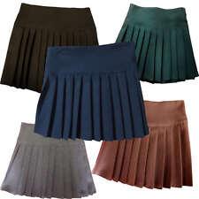 Britney School uniform Skirt Pleated short mini kids and ladies 18,20,22,24,28+