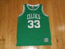 Vintage LARRY BIRD 1985-86 BOSTON CELTICS Hardwood Classics NBA Team Jersey Med