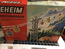 EHEIM Cable Railway 280 HO New Old Stock Complete Electric Germany in box RARE