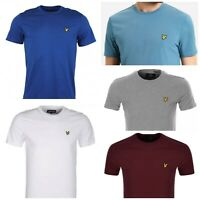 Lyle and Scott short Sleeve Men's Crew neck T- Shirts -- Sale for Fall