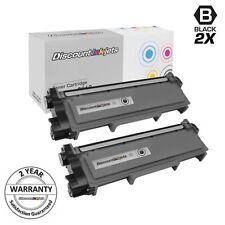 2PK HY Toner Cartridge For Brother TN-660 TN660 HL-L2300D HL-L2305W HL-L2315DW
