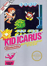 Kid Icarus (Nintendo, NES 1987)*All-Time Classic*Excellent Condition*