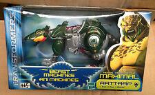 Transformers Beast Machines Rattrap Rare Brand New Unopened Rare