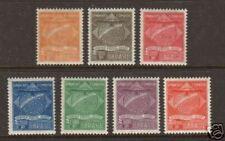 Brazil Sc 1Cl1-1Cl7; Mi C1-C7 Mnh. 1927 Condor Issue cplt, scarce