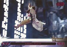 "Star Wars Jedi Legacy - Magenta Parallel Card 11L ""Rescues Princess Leia"""