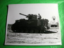 100%real photo TEST ARMY TANK    1960s #2006
