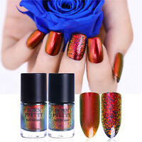 9ml BORN PRETTY Chameleon Nail Polish Nail Art Sequins Glitter Varnish Decor DIY