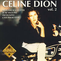 Céline Dion CD Gold Vol. 2 - Europe (M/EX+)