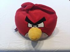 ANGRY BIRDS RED BIRD BEAN PILLOW ROVIO 10""