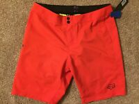 NEW with Tags Fox Racing Ranger Short Mens 38 Orange