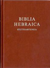 Hebrew Bible Tannak / BibliaHebraica (HebrewWithEng/GermRef) NEW $14.99Free Ship
