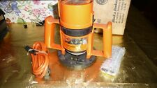 NEW/OLD/STOCK BLACK AND DECKER 3/4 HP ROUTER MODEL #7604