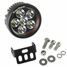 Rugged Ridge Jeep Wrangler Round Led Light 18 Watt 3.5 Inch X 15209.01
