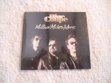 "Blue Coupe' ""Million miles More"" Rare Indie cd Blue Oyster Cult Members Digipack"