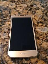 Motorola Moto E Plus 4th Generation - 16GB - Fine Gold (METRO PCS) Smartphone