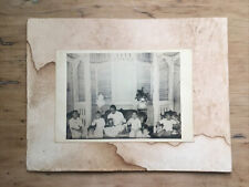 More details for antique photo king chulalongkorn the king of siam, king rama v, family photo