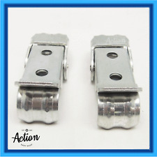 GO KART NOSECONE CLAMP DOUBLE RIBBED HEAVY DUTY 2 PIECE SET POSTED FREE