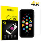 4-Pack Khaos For Palm Phone Tempered Glass Screen Protector