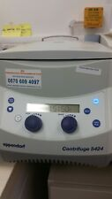 Eppendorf 5424 Microcentrifuge, Great Machine, Fairly used and clean .