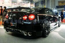 CARBON VARIS EURO EDITION CENTRE AMOUNT GT WING SPOILER FOR NISSAN R35 GTR