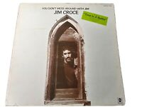 Jim Croce You Don't Mess Around With Jim Vinyl  Lp Record Album 1972 ABCX 756