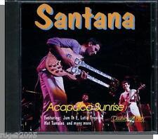 Santana - Acapulco Sunrise: 1968 Demos - New 60 Minute Import CD!