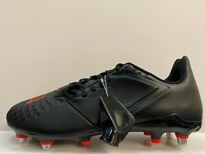 """adidas Malice Elite SG Rugby Boots Mens UK 9 US 9.5 EUR 43.1/3 Ref 444"""""""