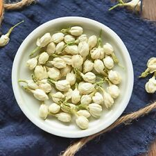 Dried Jasmine Jasmine Tea Bud New Flower Tea Aromatic Herbal Tea White Tea