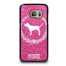 VICTORIA'S SECRET LUXE DOG Samsung Galaxy S3 S4 S5 S6 S7 Edge Plus Note 345 Case